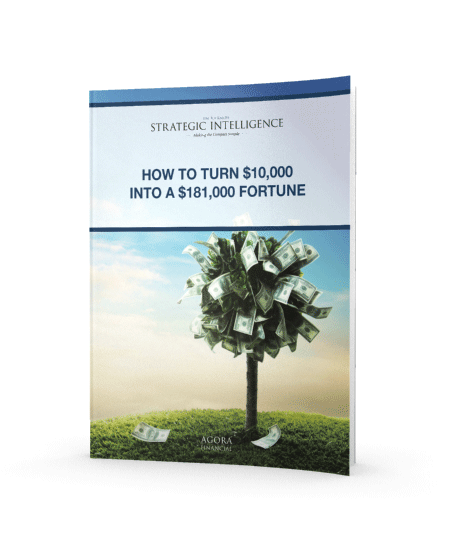 How to Turn $10,000 Into a $181,000 Fortune