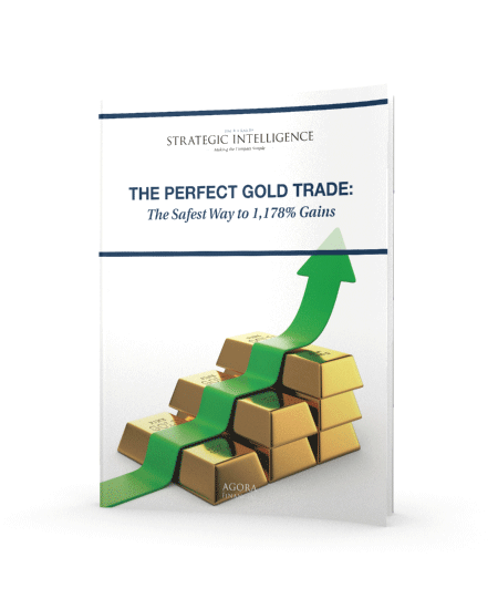 The Perfect Gold Trade: The Safest Way to 1,178% Gains