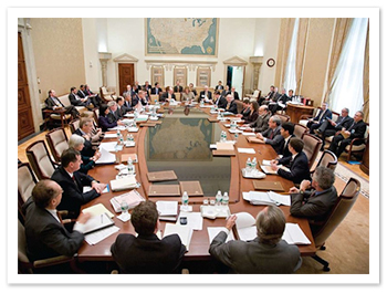 white house board room