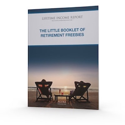 The Little booklet of Retirement Freebies