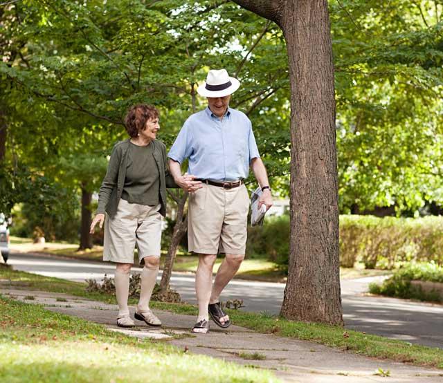 Jonathan and Kathy