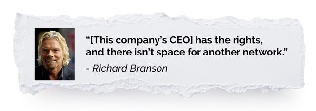 Richard Branson rip quote