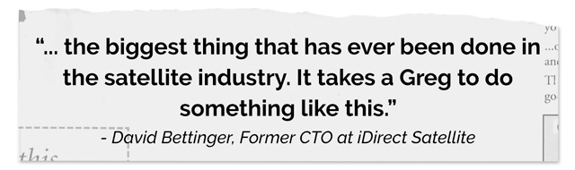 David Bettinger rip quote