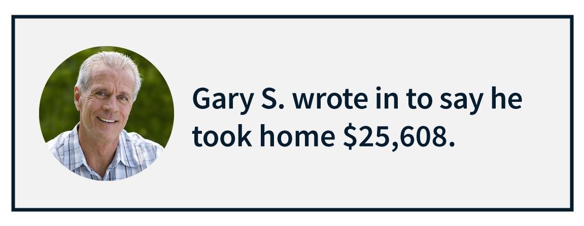 Gary S. Message