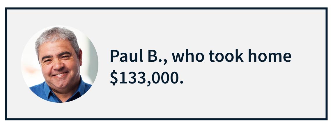 Paul B. Message