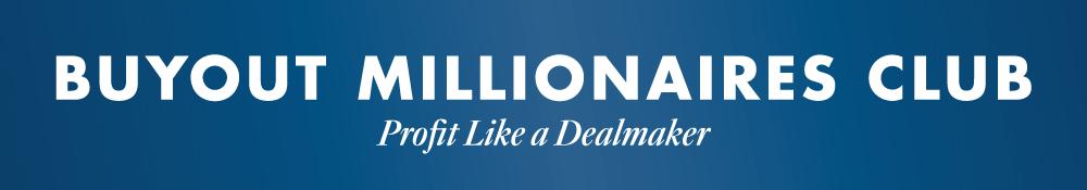 Buyout Millionaires Club Header