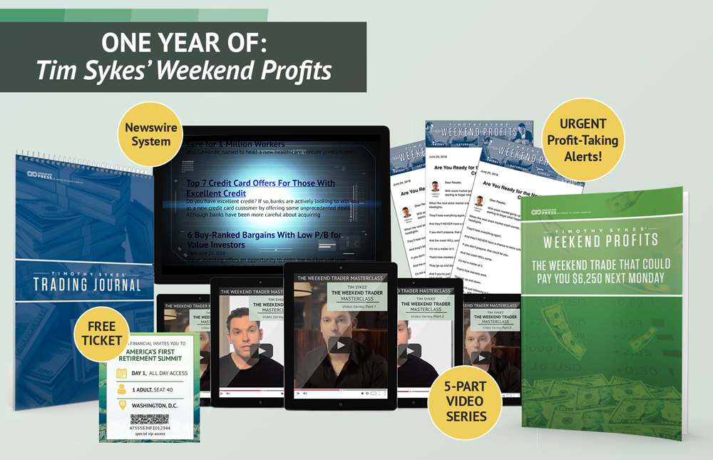 Tim Sykes Weekend Profits