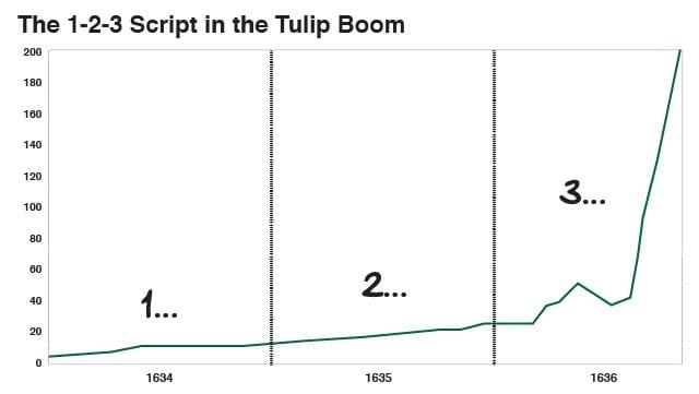 The 1-2-3 Script in the Tulip Boom