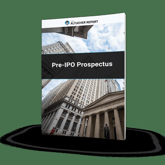 The Pre-IPO Prospectus
