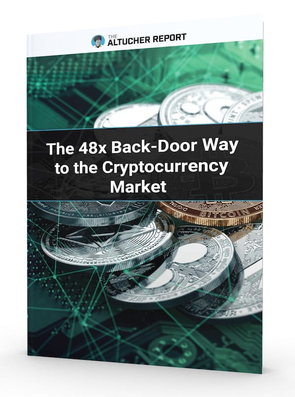 The 48X Back-Door Way to the Cryptocurrency Market