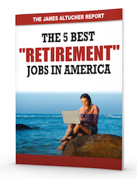 The 5 Best Jobs Image