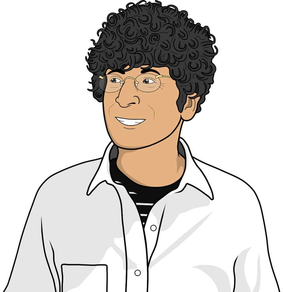 James Altucher Cartoon