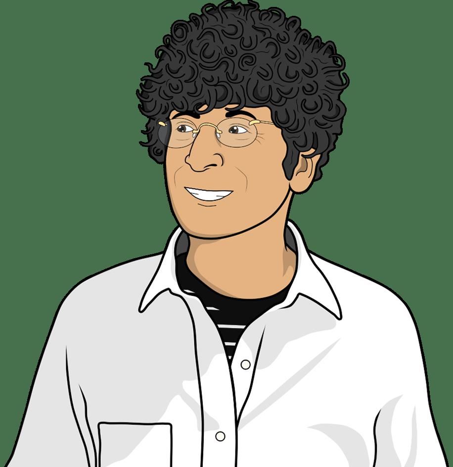 James Altucher Cartoon