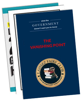The Vanishing Point: How to disappear from the IRS this tax season and save a boatload of money in the process