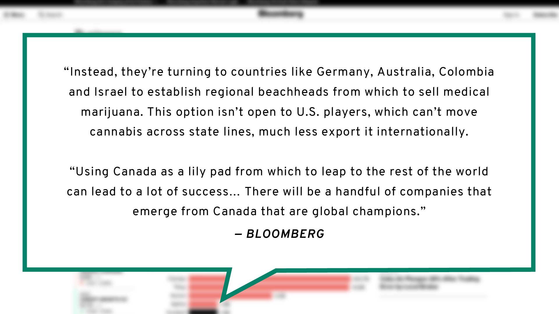 Bloomberg Quote
