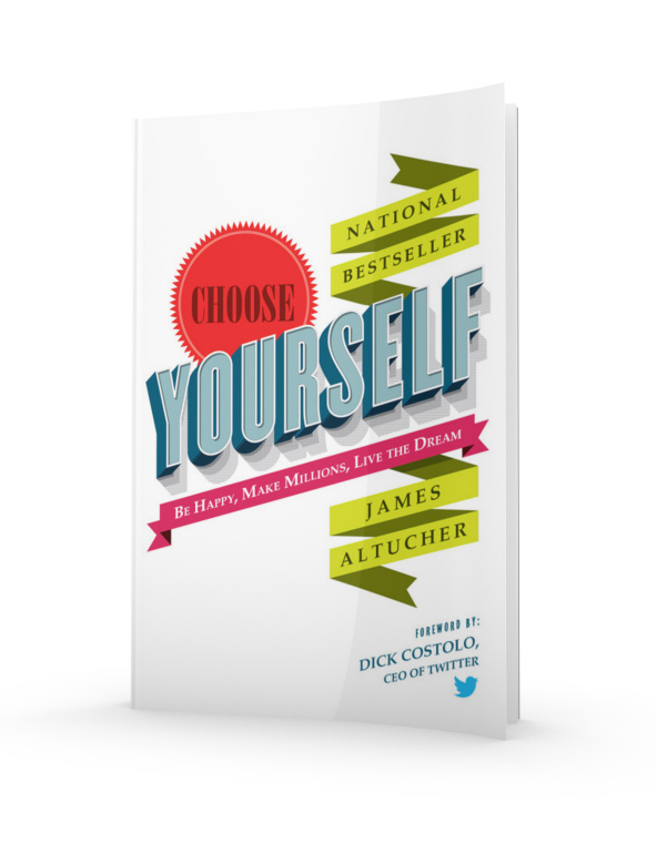 Choose Yourself Book