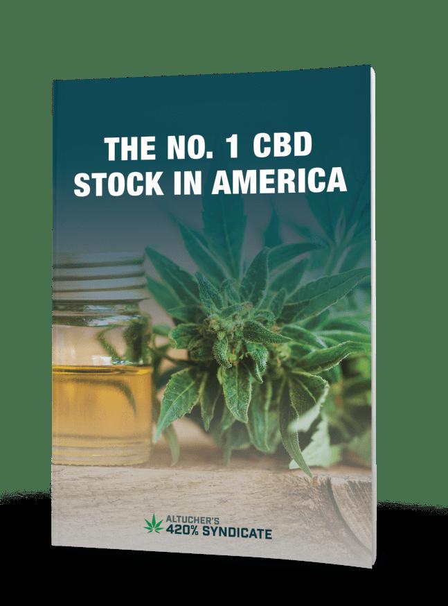 The #1 CBD Stock in America Report