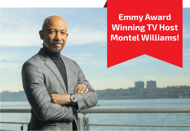 Emmy Award Winning TV Host Montel Williams