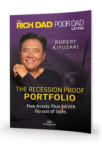 The Recession Proof Portfolio: Five Assets That NEVER Go out of Style