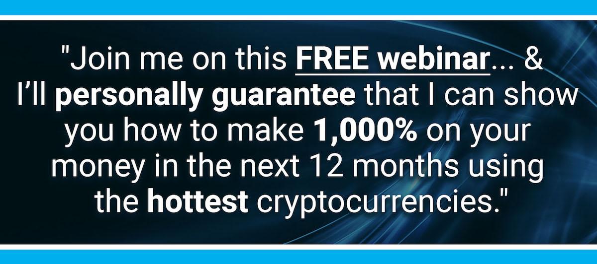 James Altucher's 100,000% Crypto Secret